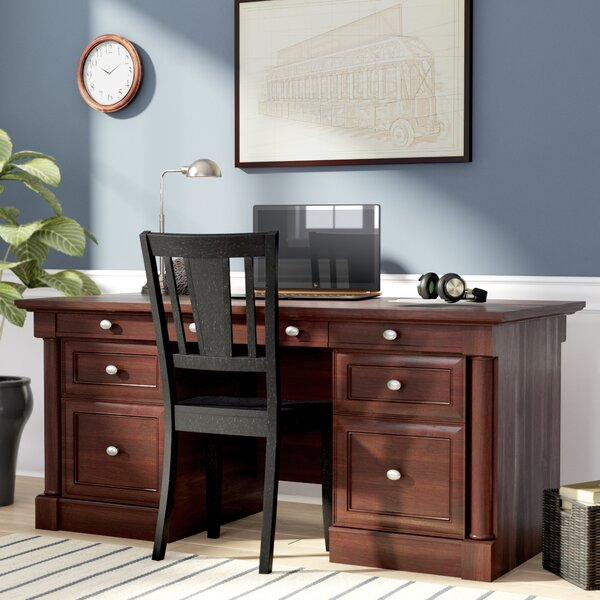 Walworth Executive Desk by Three Posts
