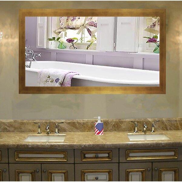 Wesleyville Sunset Bathroom/Vanity Mirror by Brayden Studio