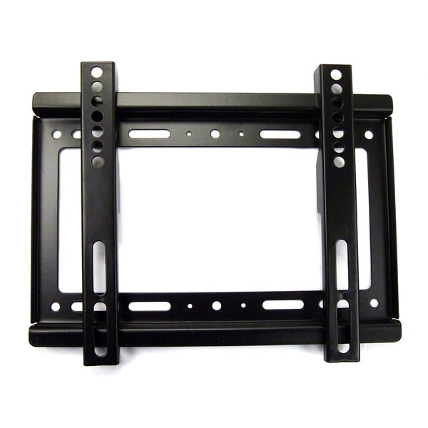Fixed Universal Wall Mount 14-32 Flat Panel Screens by Tectron