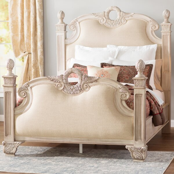 Chirk Upholstered Standard Bed by Astoria Grand