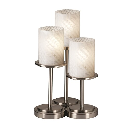 Salinas Cylinder Table Lamp Set by Brayden Studio
