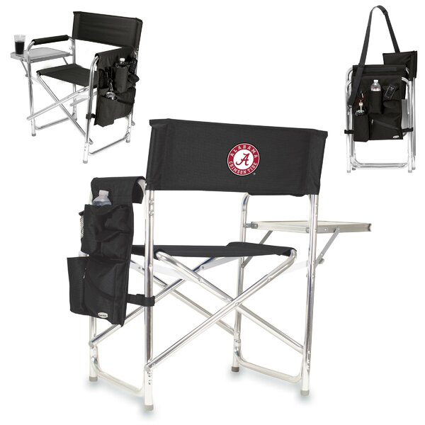 NCAA University of Alabama Crimson Tide Folding Director Chair by ONIVA™
