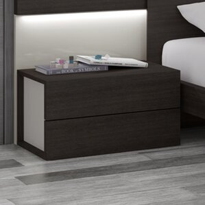 Briar Creek Nightstand by Wade Logan