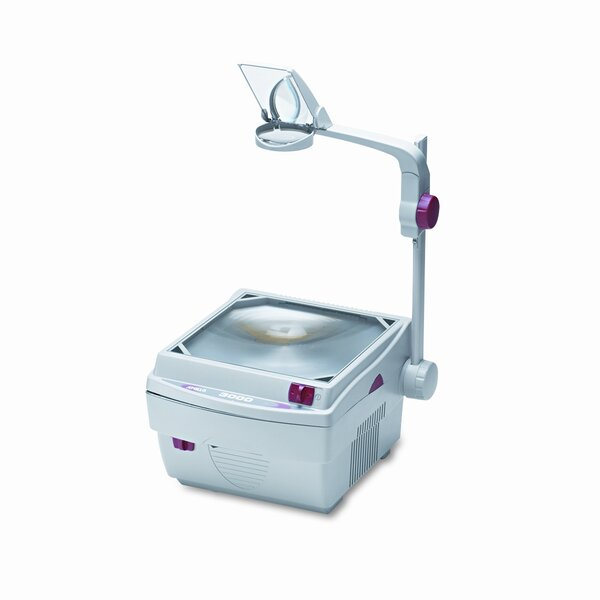 Model 3000 3000 Lumen Overhead Projector by Apollo c/o Acco World