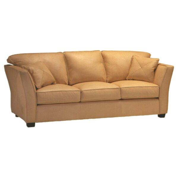 Winter Shop Manhattan Leather Sofa by Omnia Leather by Omnia Leather