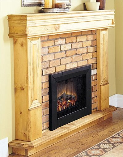 Electraflame Wall Mounted Electric Fireplace by Di