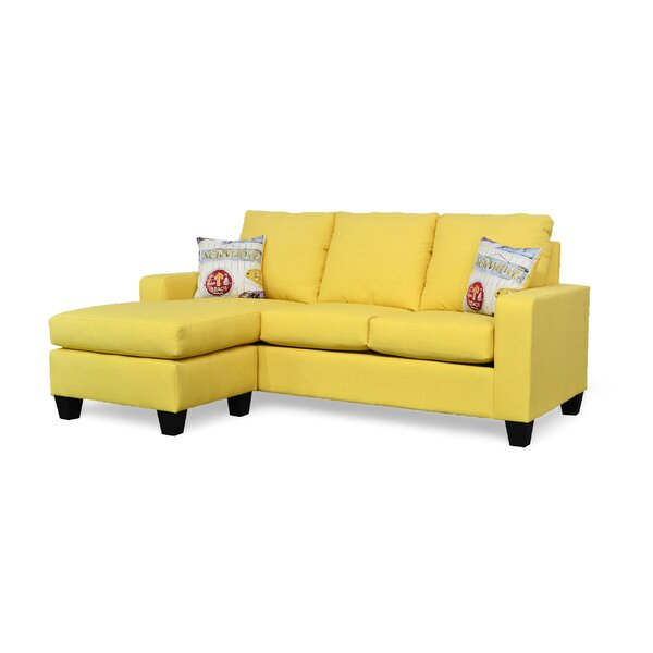 Buy Online Discount Morpheus Reversible Sectional Ottoman Here's a Great Price on