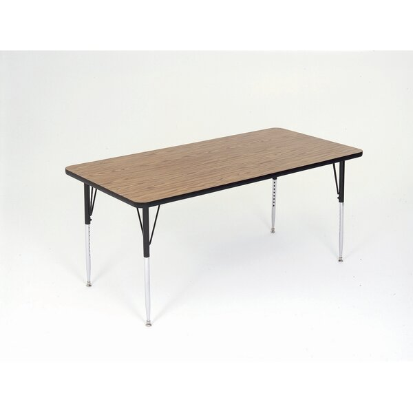 Rectangular Activity Table by Correll, Inc.