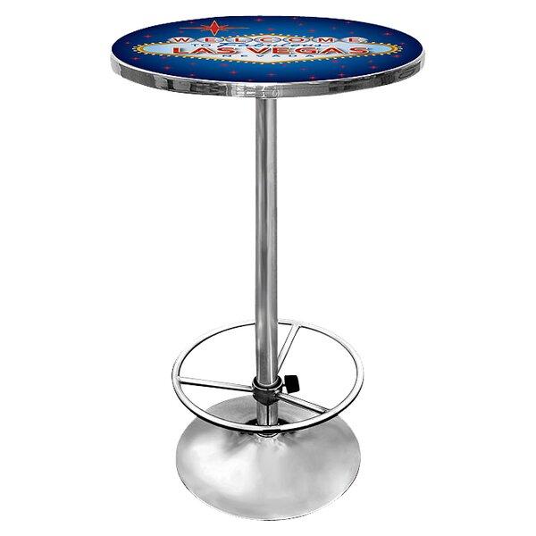 Las Vegas Pub Table by Trademark Global