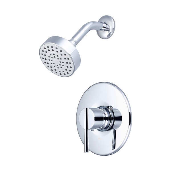 Single Handle Shower Faucet Trim with Diverter by Olympia Faucets