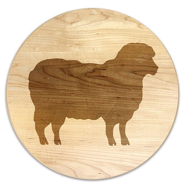 The Vineyard Sheep Le Mouton Trivet by Martins Homewares