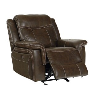 Young Whiskey Manual Glider Recliner b..