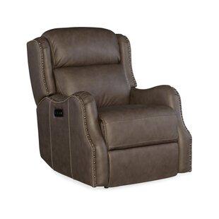 Sawyer Power Recliner Hooker Furniture Purchase ...