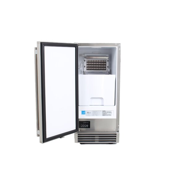 15 50 lb. Daily Production Built-In Ice Maker by Blaze Grills