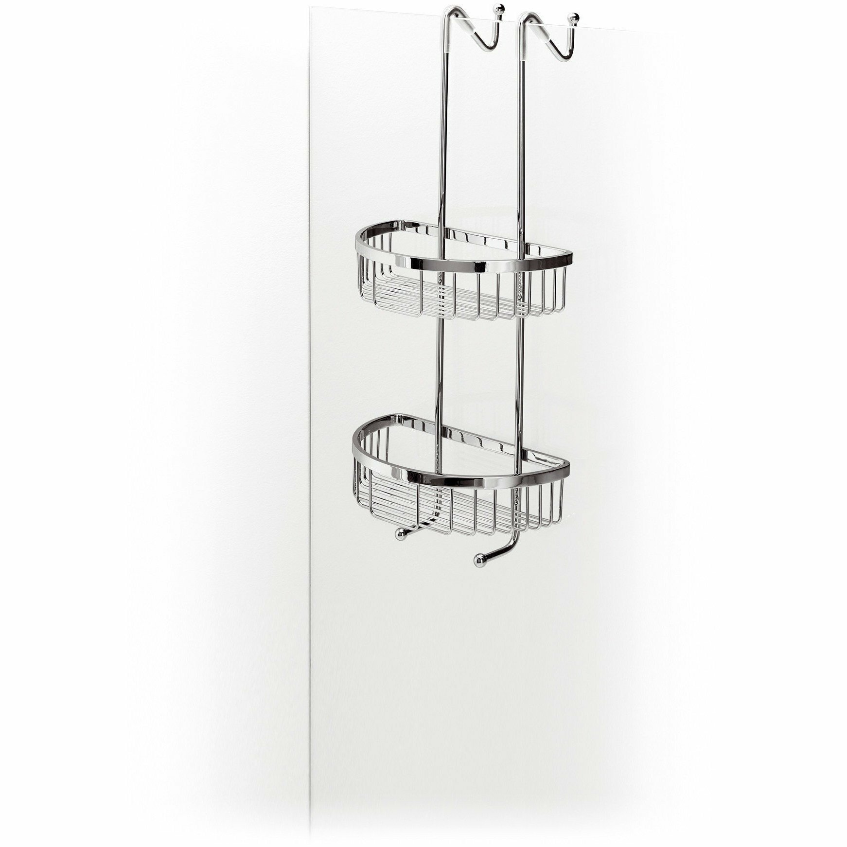 Orren Ellis Snowhill Over The Door Shower Caddy Wayfair