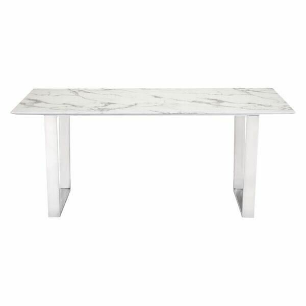 Vonnie Dining Table by Everly Quinn