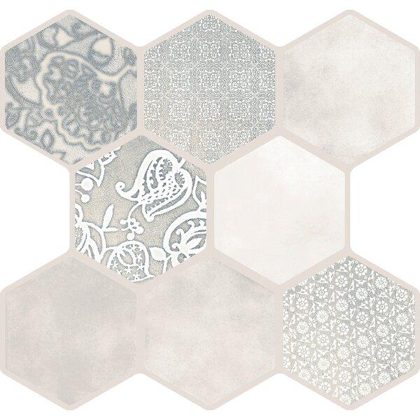 Virtue 18 x 18 Porcelain Field Tile in Beige by Emser Tile