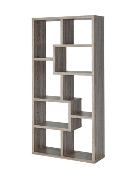 Tilghman Standard Bookcase by Wrought Studio