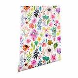 Stephanie Corfee Garden Baby Peel and Stick Wallpaper Panel