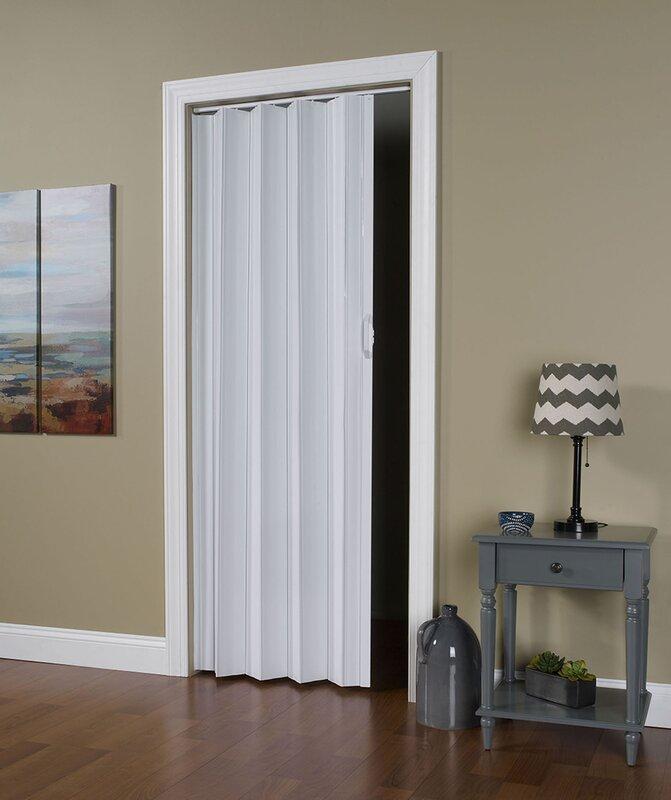 Ltl Accordion Doors Homestyle Vinyl Accordion Interior Door Reviews