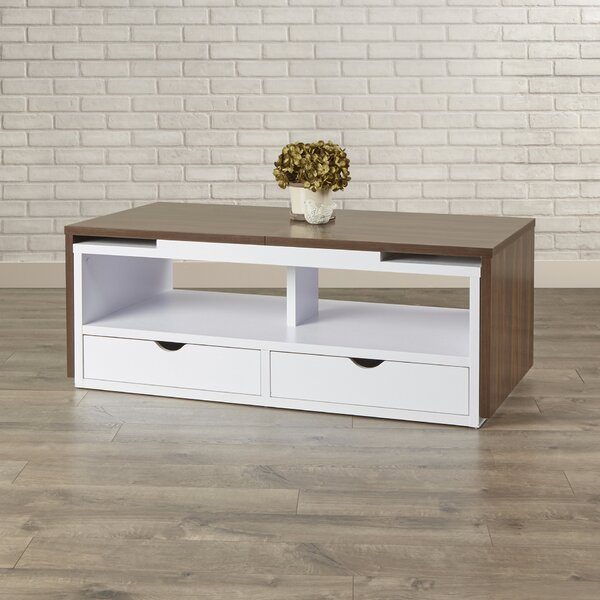 Ilford Coffee Table With Storage By Brayden Studio