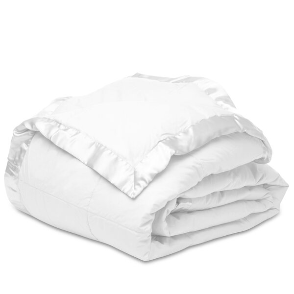 Shell Down Alternative Cotton Blanket by Melange Home