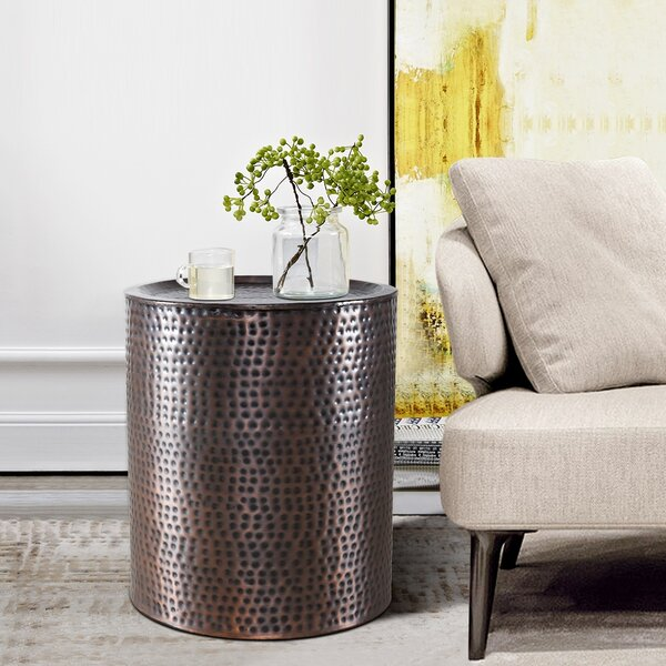 Review Tunis End Table