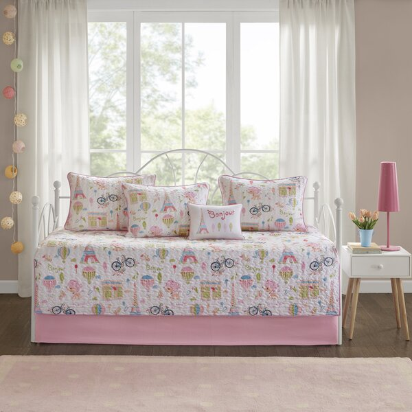 Rachael 6 Piece Daybed Set by Viv + Rae