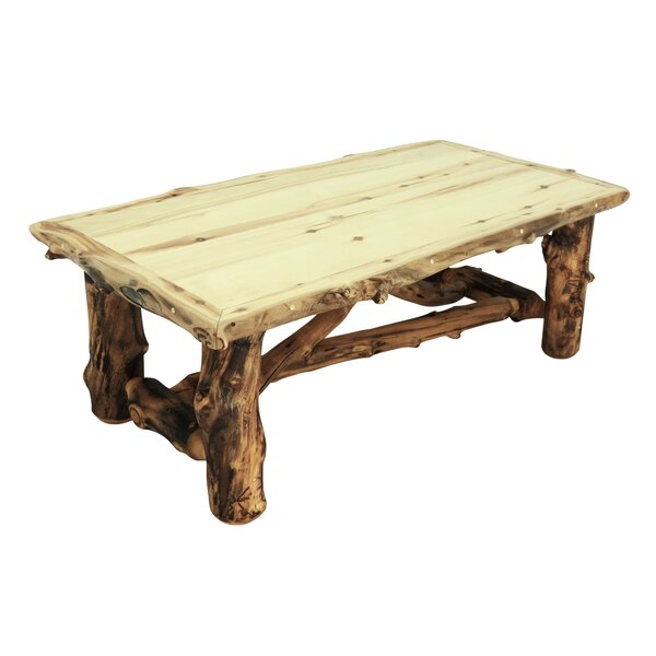 Lavigne Solid Wood Coffee Table By Millwood Pines