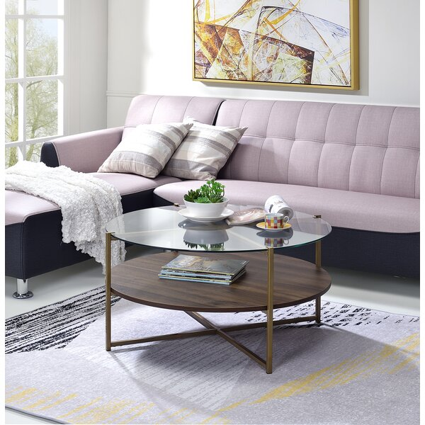 Maus Coffee Table By Ivy Bronx