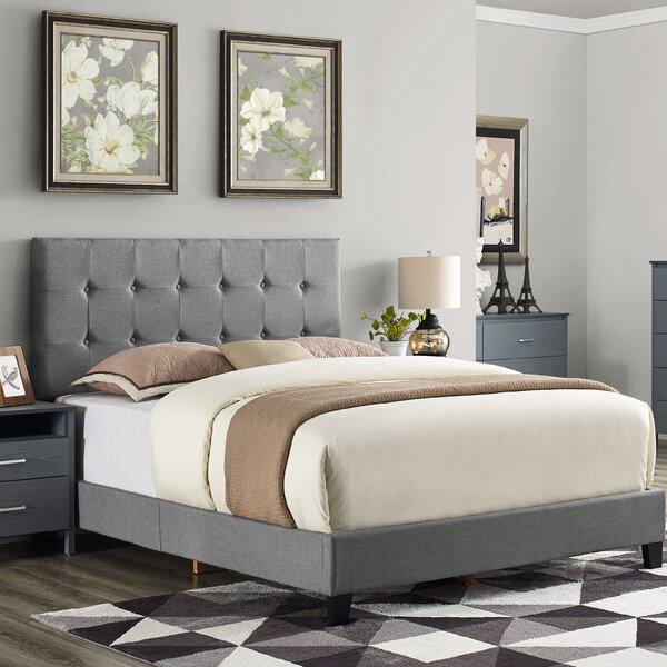 Cassandra Upholstered Standard Bed by Birch Lane™ Heritage