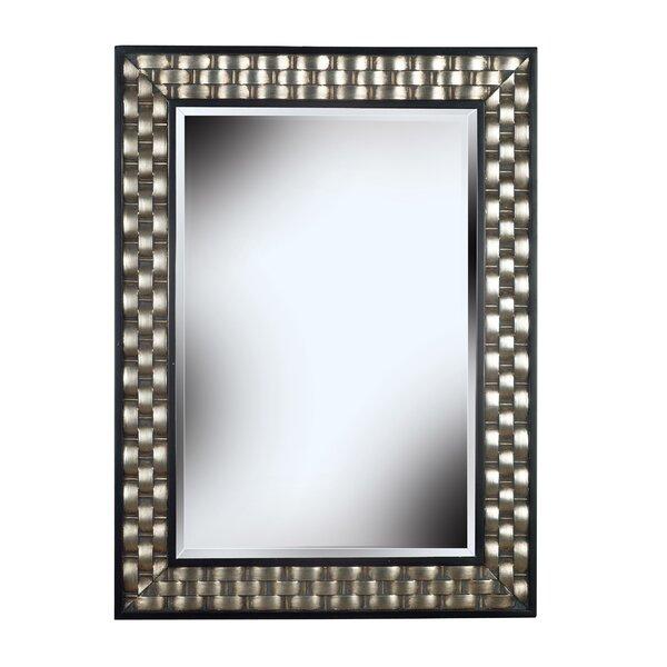Checker Wall Mirror by Wildon Home ®