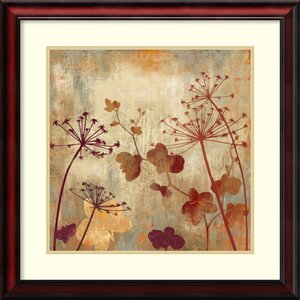 'Wild Field II' by Aimee Wilson Framed Painting Print by Amanti Art