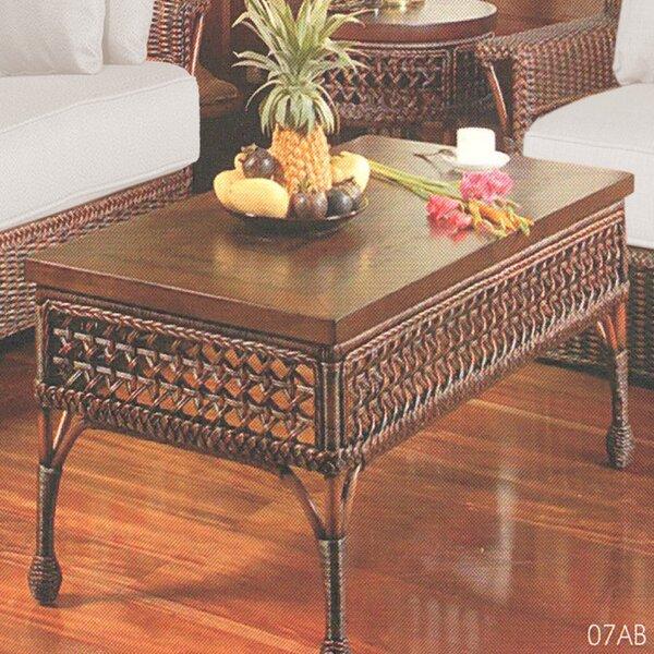 Lantana Coffee Table by Acacia Home and Garden Acacia Home and Garden