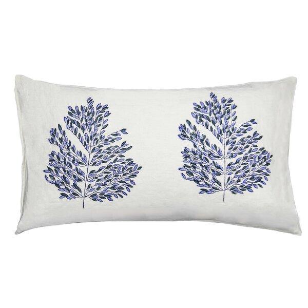 Kaye Tree Indoor/Outdoor Cotton Lumbar Pillow