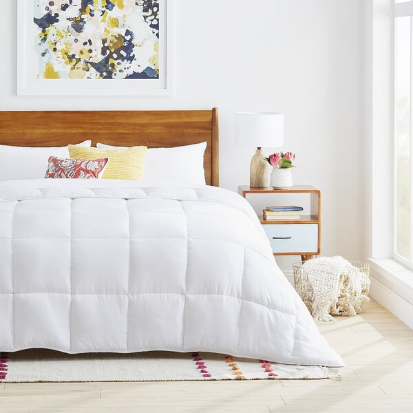 Midweight Down Alternative Comforter By The Twillery Co.