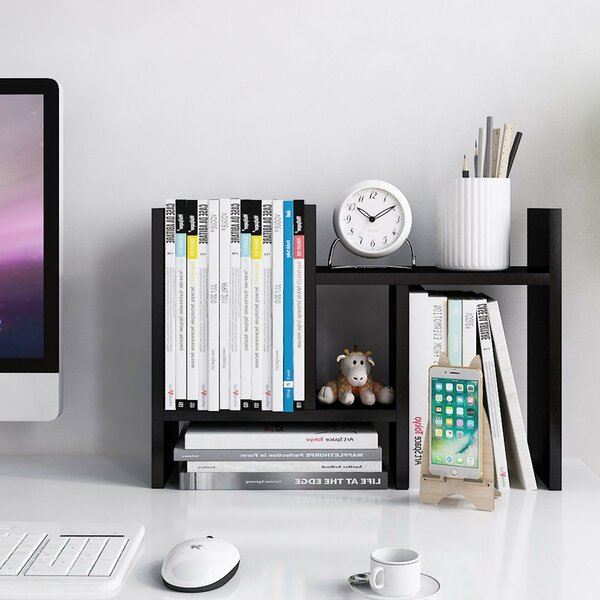 Burling Free Style Double H Display Rack by Rebrilliant
