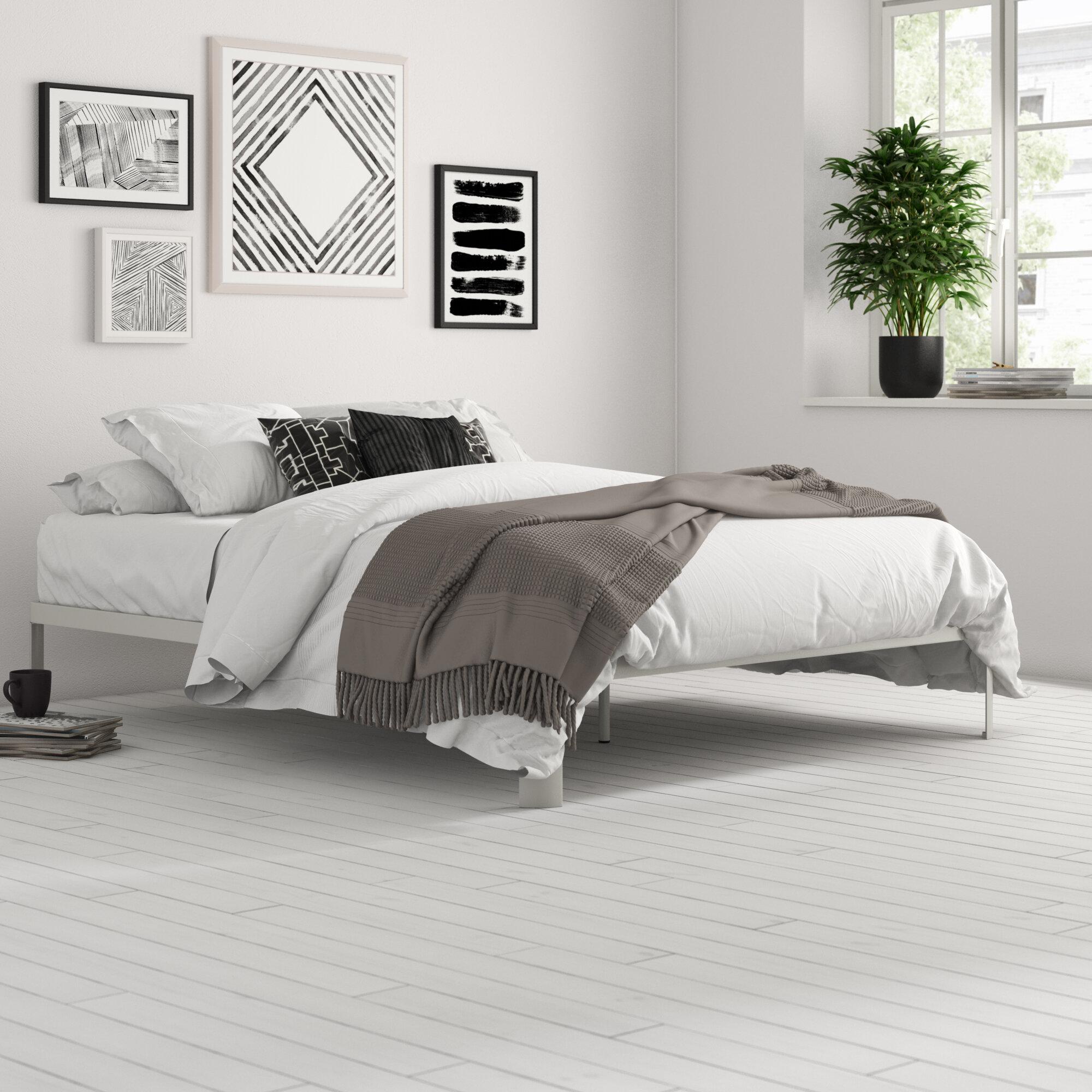 Zipcode Design Evangeline Bed Frame Reviews Wayfair