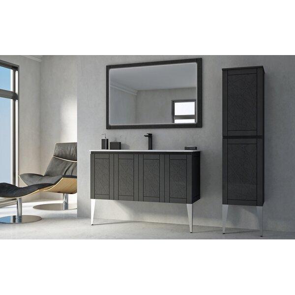 Hawgood 47 Single Bathroom Vanity Base Only