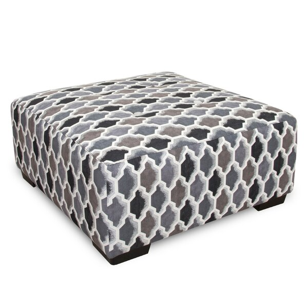 Beavers Tufted Cocktail Ottoman By Brayden Studio Best Choices