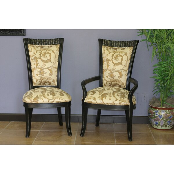 Macgregor Upholstered Dining Chair by Astoria Grand Astoria Grand