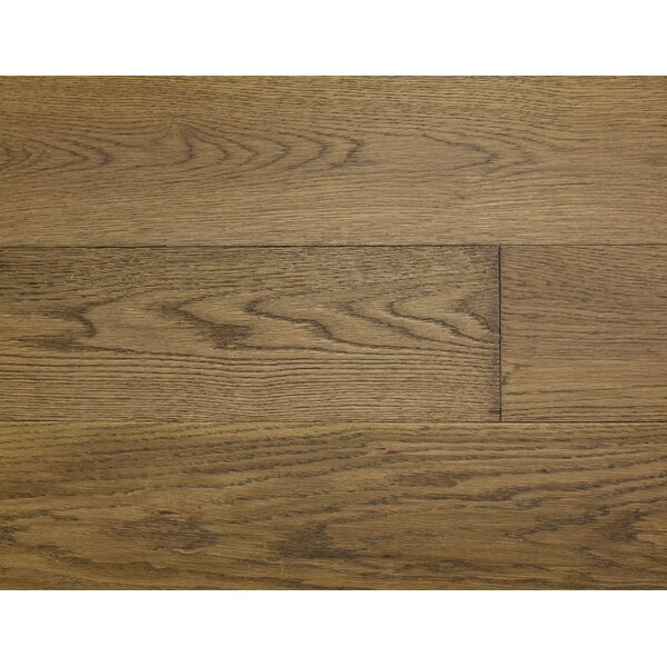 Rustic Old West 7 Engineered White Oak Hardwood Flooring in Trailblazer by Albero Valley
