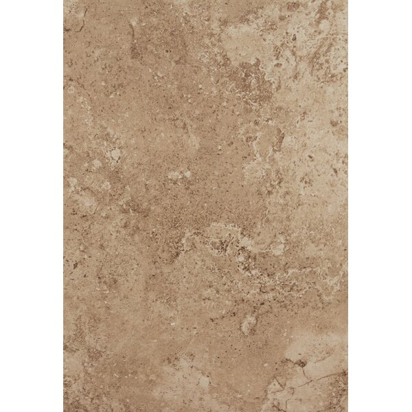 Remington 10 x 14 Ceramic Field Tile in Truffle Field by Itona Tile