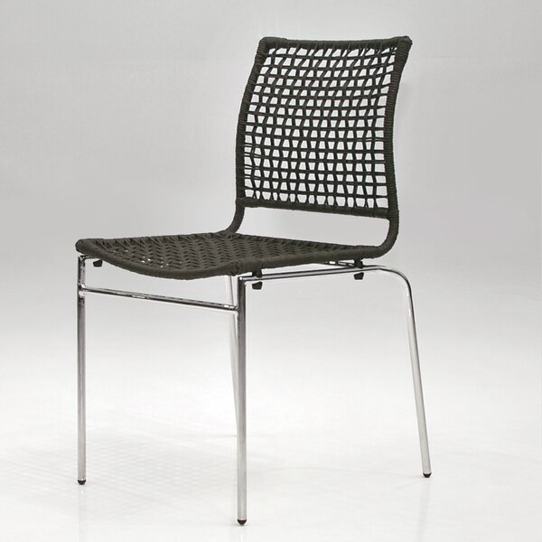 Woven Side Chair (Set of 4) by Mobital