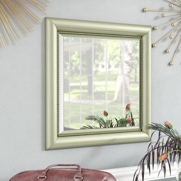 Traditional Accent Mirror