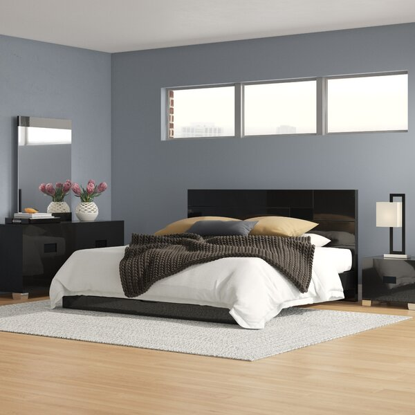 Jayda Platform 4 Piece Bedroom Set by Orren Ellis