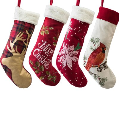 Very Merry Christmas Stocking The Holiday Aisle®
