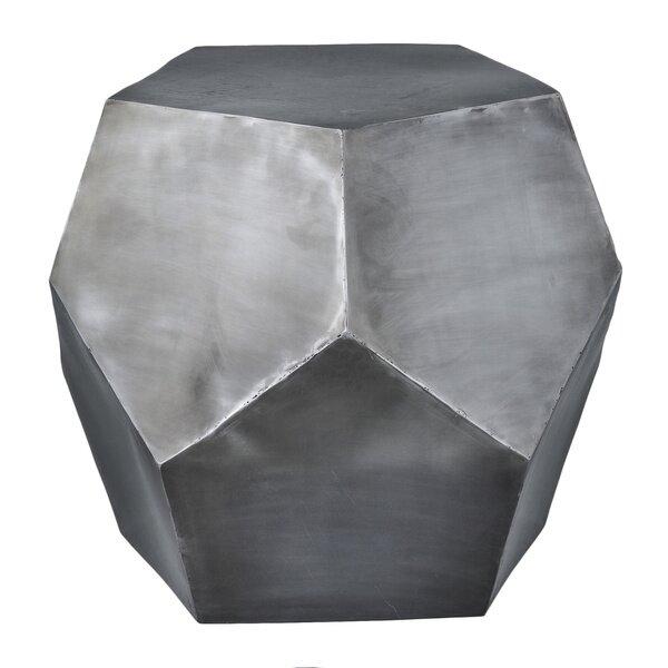 Diamond Decor Stool by Fashion N You by Horizon Interseas