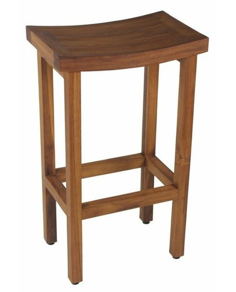 Sumba 30 Bar Stool by Aqua Teak