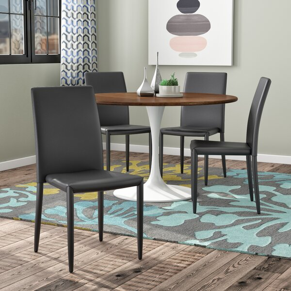 Swepson Upholstered Dining Chair (Set of 4) by Latitude Run